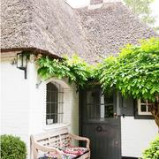 宜家风格别墅庭院图片