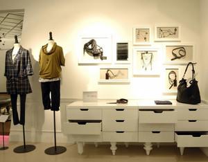 可以展现都市情怀的小型服装店装修效果图大全鉴赏