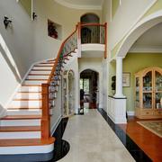 精致型复式楼楼梯装修