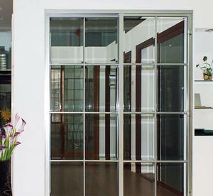 设计超凡的都市休闲阳台推拉门装修效果图大全