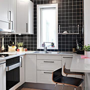 单身公寓厨房装修