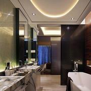 单身公寓卫生间设计