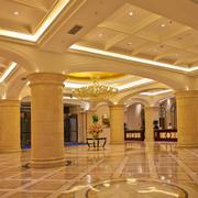 创意型酒店大厅装修