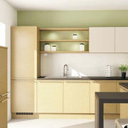 简朴型厨柜装修大全