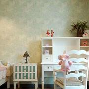 清新型儿童房装修