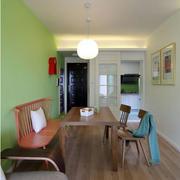 自然风格新房装修图片