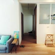 公寓木地板设计图片