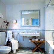 卫生间镜子装修大全