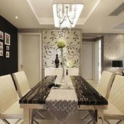 单身公寓餐厅设计大全