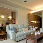 小户型室内沙发装修