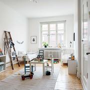 白色调公寓设计图片