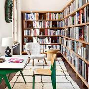 别墅书柜装修设计