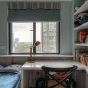 儿童房飘窗装修图片