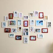 别墅照片墙装修