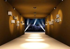 2015够大够宽敞各种室内走廊装修设计效果图