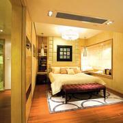 三室一厅卧室装修