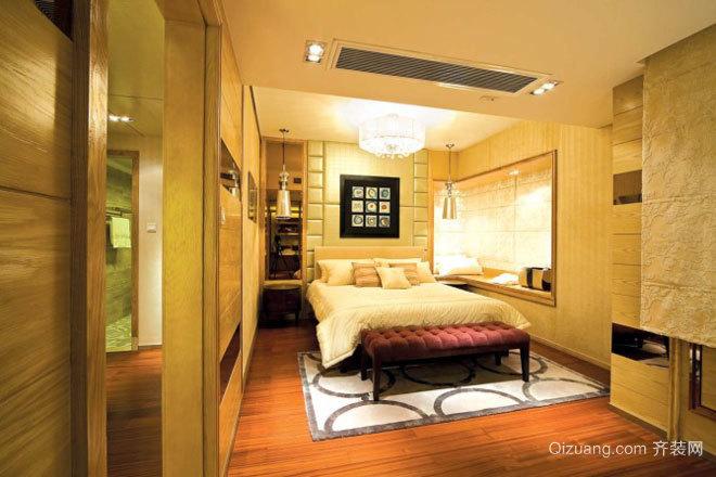 140平米充满浓浓温情的三居室房屋装修效果图