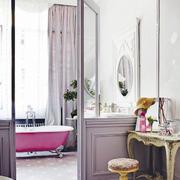 卫生间玻璃门图片