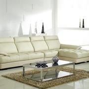 清新色调沙发装修图片