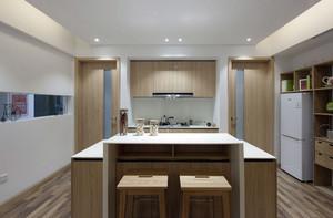 100平米日式奢华进口原木材料房屋装修效果图