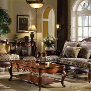 大户型家具设计图片