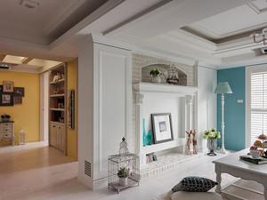 100平米梦幻般浪漫的地中海风格两居室房屋装修效果图