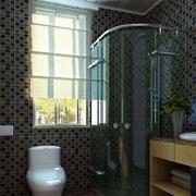 卫生间飘窗装修图片