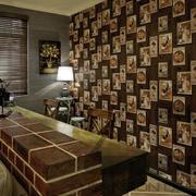 古典韵味照片墙图片