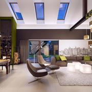 宜家风格公寓设计图片