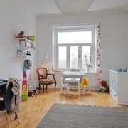 儿童房飘窗装修设计
