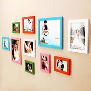 唯美型照片墙装修