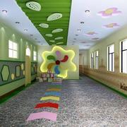 走廊地面装修图片