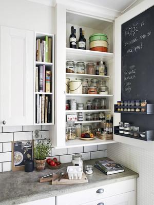 厨房设计也能潮出新境界:达人的家居装修是酱紫的
