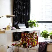 单身公寓书桌设计