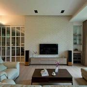 小户型室内客厅装修