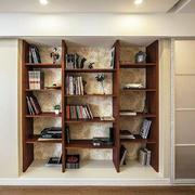 三室一厅书架装修
