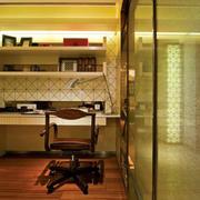 三室一厅电脑房装修