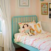 唯美型卧室壁纸装修