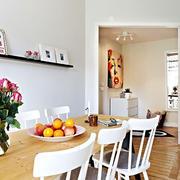 纯白色调公寓设计图片