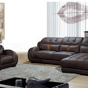深色调沙发装修图片