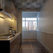 单身公寓橱柜装修大全