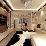 公寓客厅装修大全