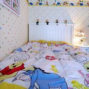 童真色调儿童房装修