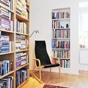 书房书架设计图片