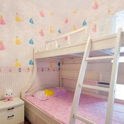 儿童房壁纸装修图片