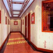 传统型走廊吊顶装修