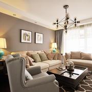 三室一厅沙发装修图片