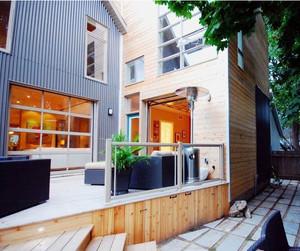 清新型木质别墅装修
