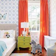 精致型卧室壁纸装修