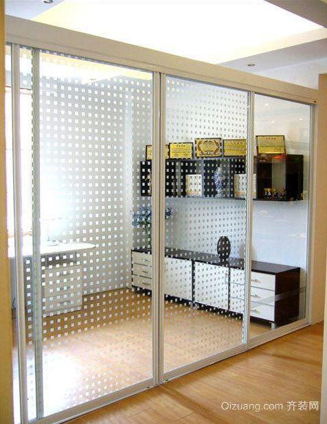 110平米精心打造的精致小户型厨房移门装修效果图鉴赏